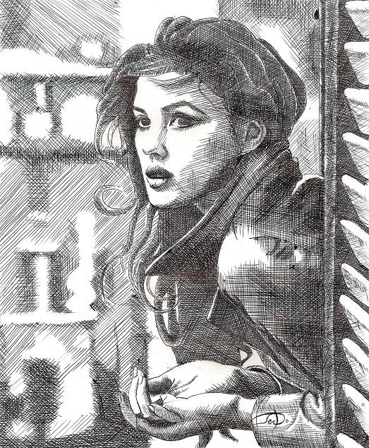 Monica Bellucci by JerDo